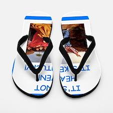 kentucky Flip Flops