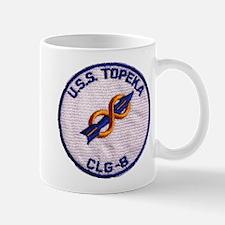 USS TOPEKA Mug