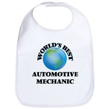 World's Best Automotive Mechanic Bib