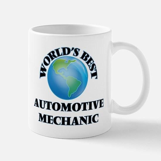World's Best Automotive Mechanic Mugs