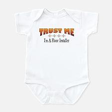 Trust Floor Installer Infant Bodysuit