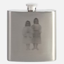 Ghost girls Flask