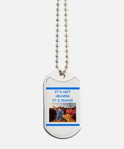 idaho Dog Tags