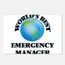 World's Best Emergency Ma Postcards (Package of 8)