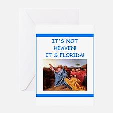 florida Greeting Cards