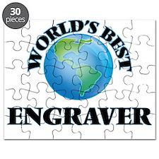 World's Best Engraver Puzzle
