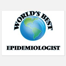 World's Best Epidemiologist Invitations