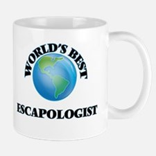 World's Best Escapologist Mugs