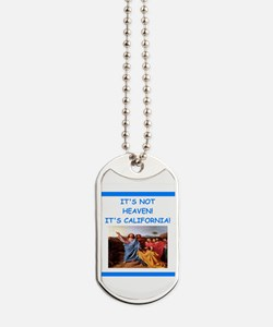 california Dog Tags