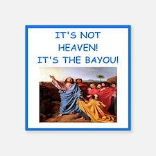 bayou Sticker