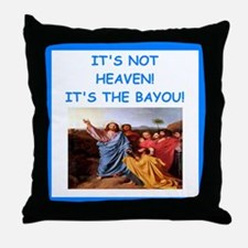 bayou Throw Pillow