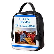 alabama Neoprene Lunch Bag