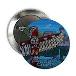 Vancouver Canada Souvenir Buttons 100 pack