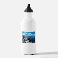 Santorini Water Bottle