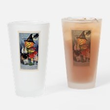 Cute All hallow%27s eve Drinking Glass