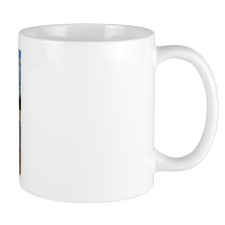 Yellowstone mineral lake #4 Mug
