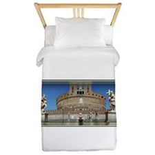 Castel Sant' Angelo Twin Duvet