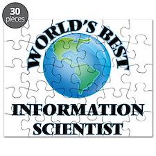 World's Best Information Scientist Puzzle