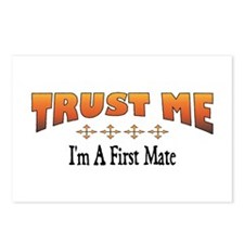 Trust First Mate Postcards (Package of 8)