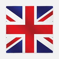 Union Jack Uk Flag Queen Duvet