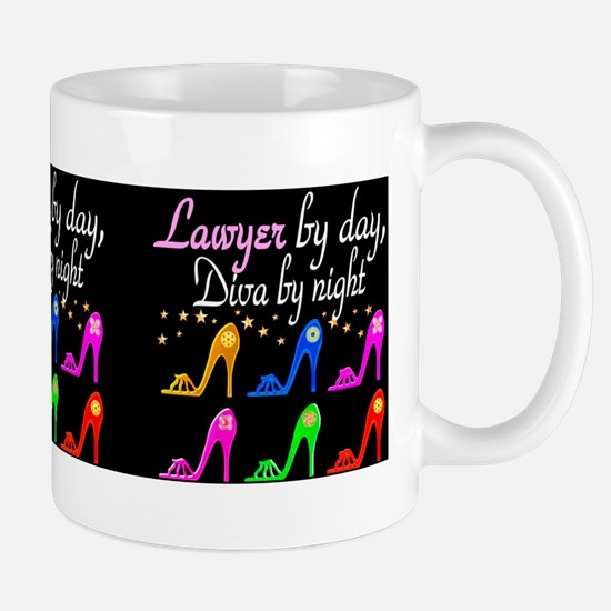 LAWYER SHOE QUEEN Mug