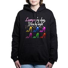 LAWYER SHOE QUEEN Women's Hooded Sweatshirt