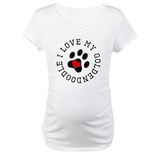 I Love My Goldendoodle Shirt
