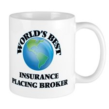 World's Best Insurance Placing Broker Mugs