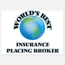 World's Best Insurance Placing Broker Invitations