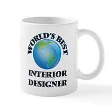 World's Best Interior Designer Mugs