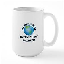 World's Best Investment Banker Mugs