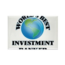 World's Best Investment Banker Magnets