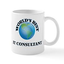 World's Best It Consultant Mugs