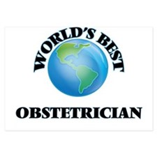 World's Best Obstetrician Invitations