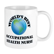 World's Best Occupational Health Nurse Mugs