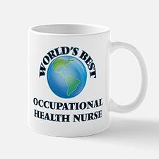 World's Best Occupational Health Nurse Mugs