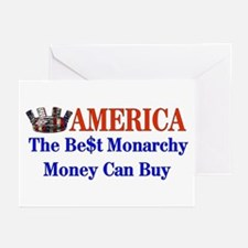 America For Sale Greeting Cards (Pk of 10)