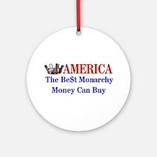America For Sale Ornament (Round)