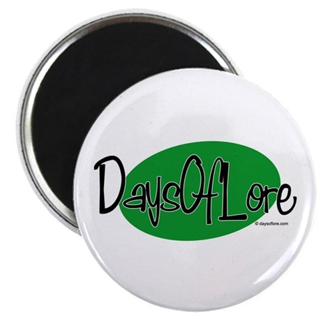 Days of Lore Magnet