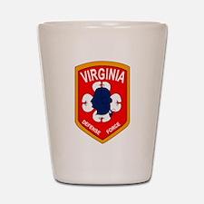 Virginia Defense Force - Echo Company.p Shot Glass