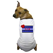 LEATHER PRIDE/SIR/BRICK Dog T-Shirt