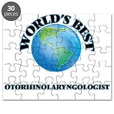 World's Best Otorhinolaryngologist Puzzle