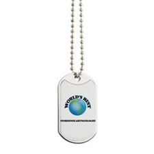 World's Best Otorhinolaryngologist Dog Tags