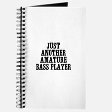 just another amature bass pla Journal