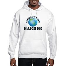 World's Best Barber Jumper Hoody