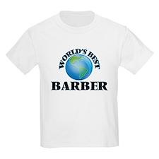 World's Best Barber T-Shirt