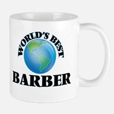 World's Best Barber Mugs