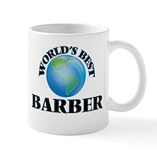 World's Best Barber Mugs