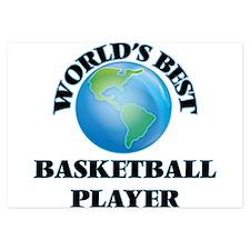World's Best Basketball Player Invitations