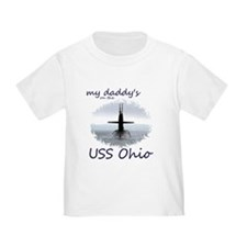My Daddys on the USS Ohio T